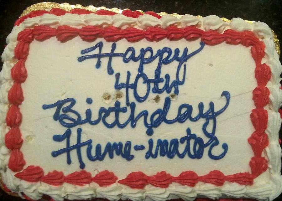 Hume-inator